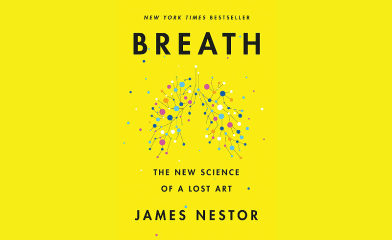 James Nestor Talks About Mouth Breathing